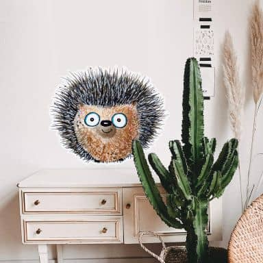Wall sticker Hagenmeyer – Hedgehog
