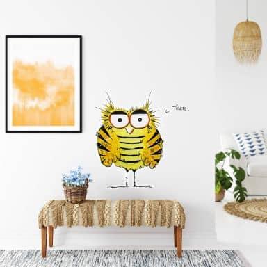 Wall sticker Hagenmeyer – Tiger