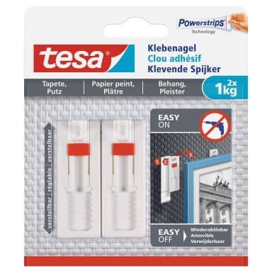 tesa® Adhesive Nail Adjustable 2x1kg