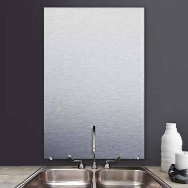 Splashback Aluminium Dibond – vertical