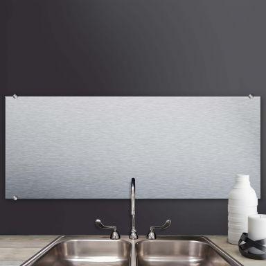 Splashback Aluminium Dibond – panorama