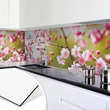 Küchenrückwand aus Alu als Spritzschutz | wall-art.de