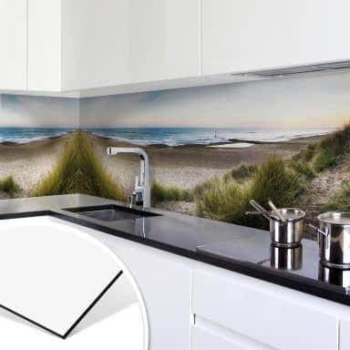 Bekannt Küchenrückwand aus Alu als Spritzschutz | wall-art.de DQ54
