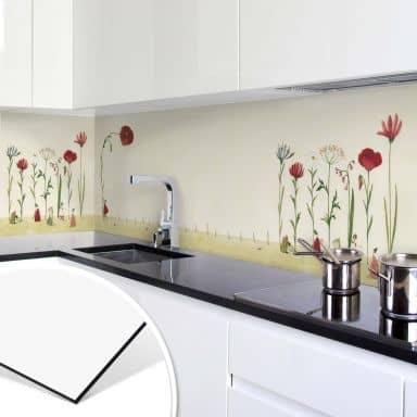 Rivestimento cucina Leffler - Campo di fiori