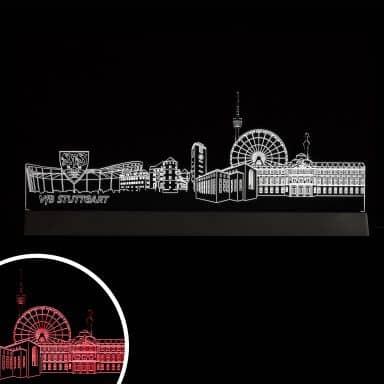 LED Skyline VfB Stuttgart