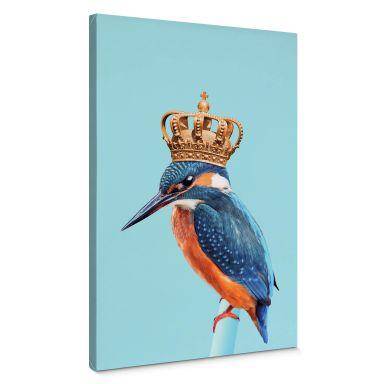 Leinwandbild Loose - Kingfisher