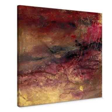 Leinwandbild Niksic - Ein Stück unserer Erde