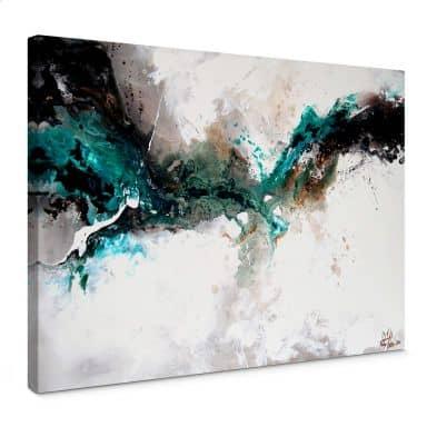 Fedrau - Strong Canvas print