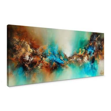Fedrau - Blended Canvas print