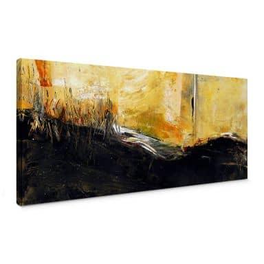 Leinwandbild Niksic - Landscape - Panorama