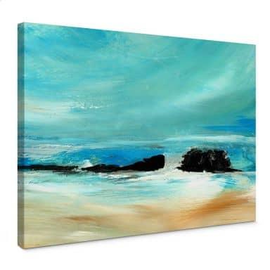 Niksic - North Sea Canvas print