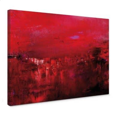 Niksic - Dawn Canvas print