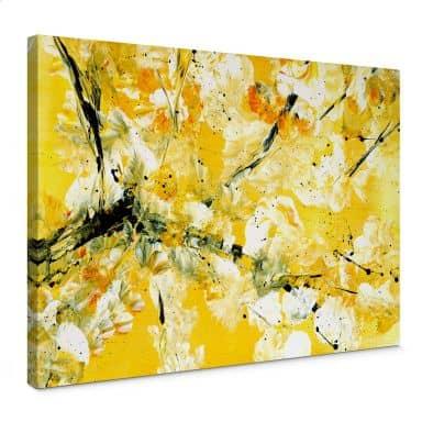 Leinwandbild Niksic - Blütezeit