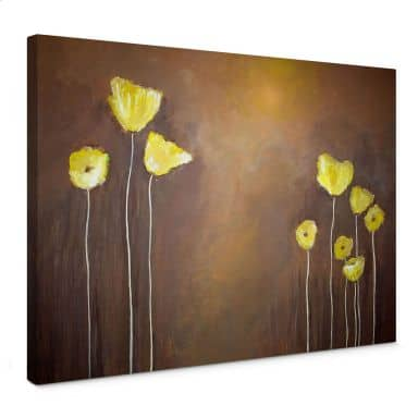 Melz - Yellow Poppies