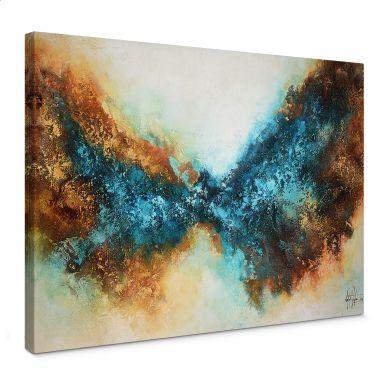 Tableau sur toile Fedrau - Papillon