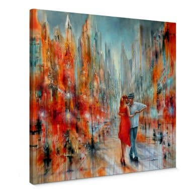 Canvas Print – Schmucker – Salsa
