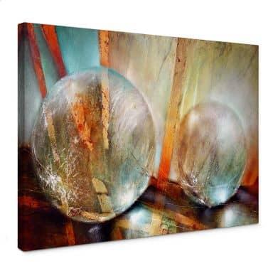 Canvas Print Schmucker - Catching Lights