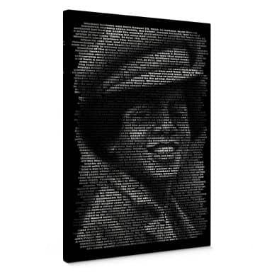 Canvas Heine - Michael Jackson - Biography