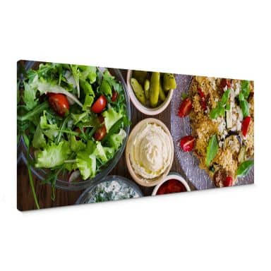 Canvas Print – Antipasti