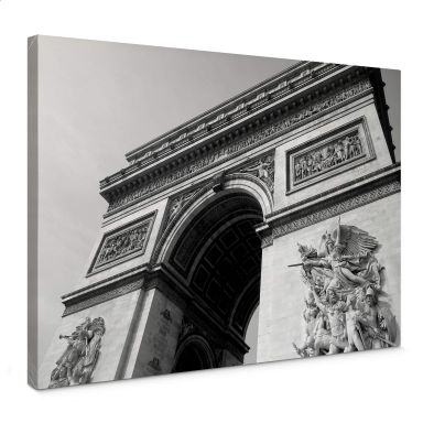 Leinwandbild Arc de Triomphe