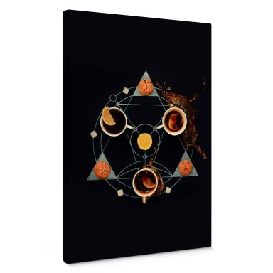Leinwandbild Belenko - Teatime Alchemy