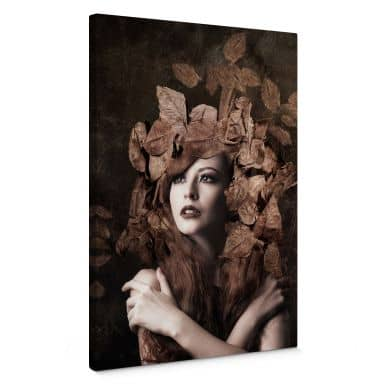 Canvas Print Besari - Artemis - Daughter of Zeus
