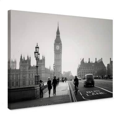 Leinwandbild Big Ben in London