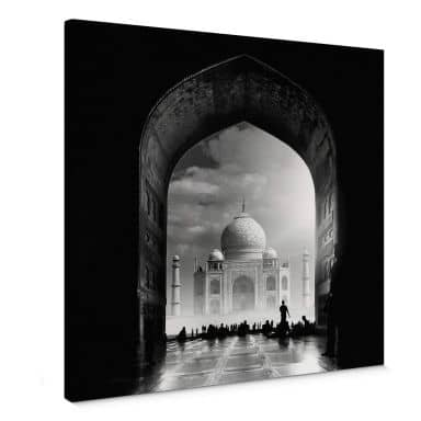 Leinwandbild Buhligaha - Mystical Taj Mahal