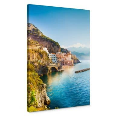 Canvas Print Campania in Italy