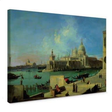 Leinwandbild Canaletto - Santa Maria della Salute