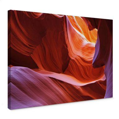 Canyon 2 Canvas print