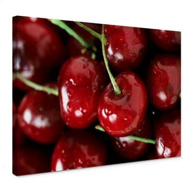 Leinwandbild Cherry