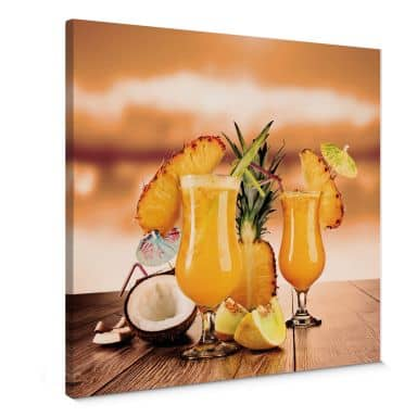 Cocktail Time Canvas print
