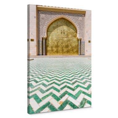 Leinwandbild Colombo - Alawi Moschee im Oman