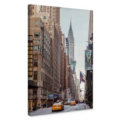 Leinwandbild Colombo - Chrysler Building in New York