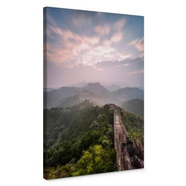 Canvas Print Colombo - The Chinese Wall