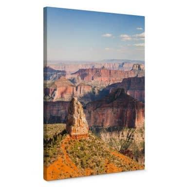 Leinwandbild Colombo - Point Imperial im Grand Canyon
