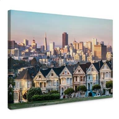 Leinwandbild Colombo - Skyline von San Francisco