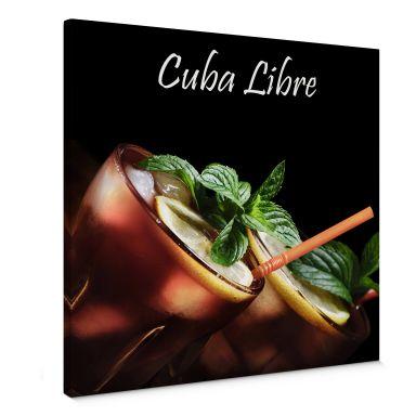 Leinwandbild Cuba Libre