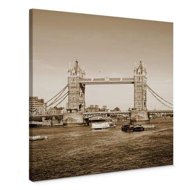 Leinwandbild Tower Bridge