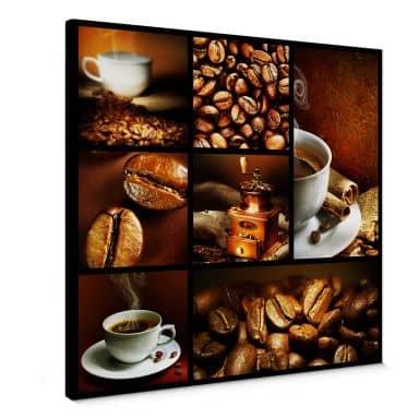 Leinwandbild Enjoy Coffee