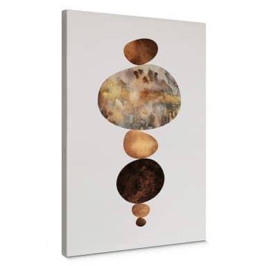 Leinwandbild Fredriksson - Balance