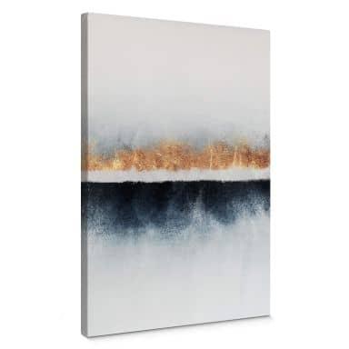 Leinwandbild Fredriksson - Horizont