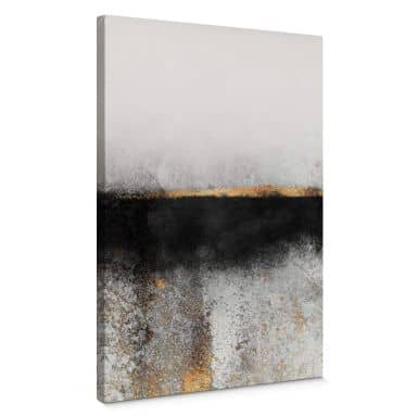 Canvas Fredriksson - Soot & Gold
