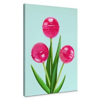 Stampa su tela Fuentes - Lollipop