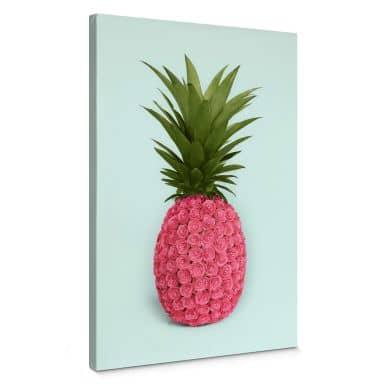 Stampa su tela Fuentes - Pineapple Roses