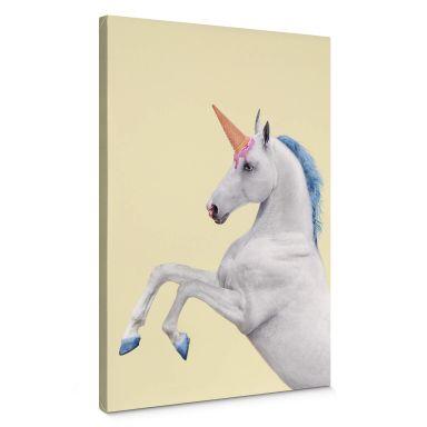 Stampa su tela Fuentes – Unicorn Icecream