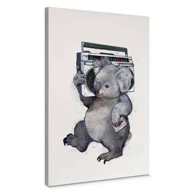 Canvas Graves - Music Koala