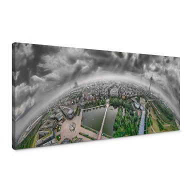 Canvas Heine - Keulen Panorama