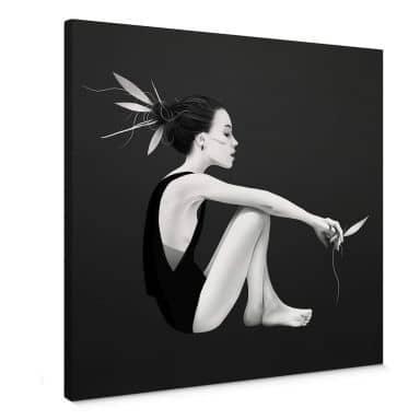 Canvas Print Ireland - Skyling